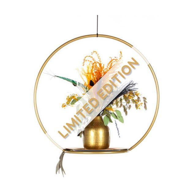 happy circle original gold, limited edition